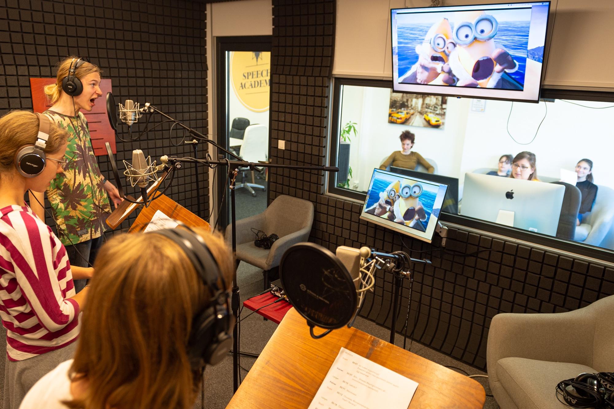 AudioKids Teenies Minions
